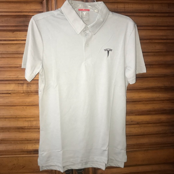 c959b458 Tesla Shirts   New Mens Short Sleeve Jersey Polo   Poshmark